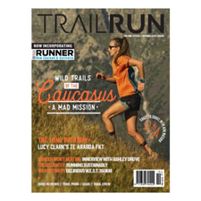 Trail Run magazine edition 35
