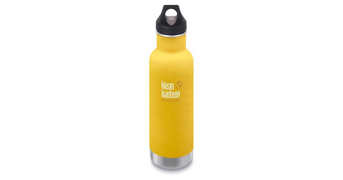 Klean Kanteen 20oz/591ml Vacuum Insulated Bottle