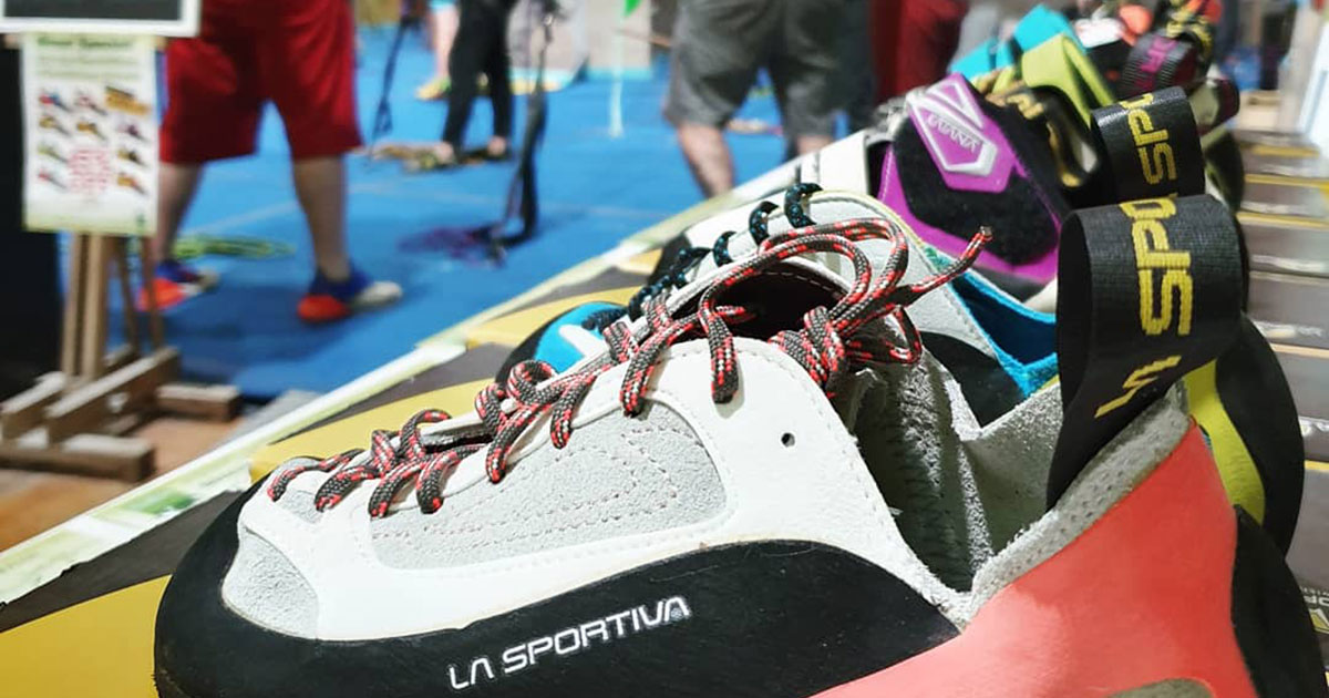 La Sportiva Finale at Cliffhanger