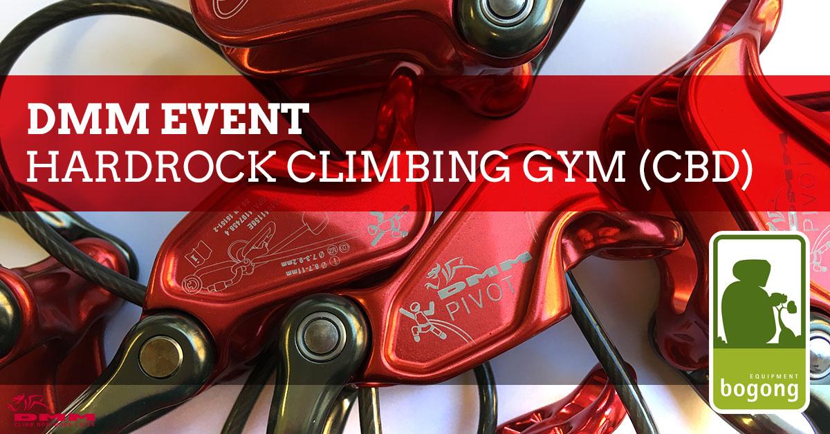 DMM Event @ Hardrock poster