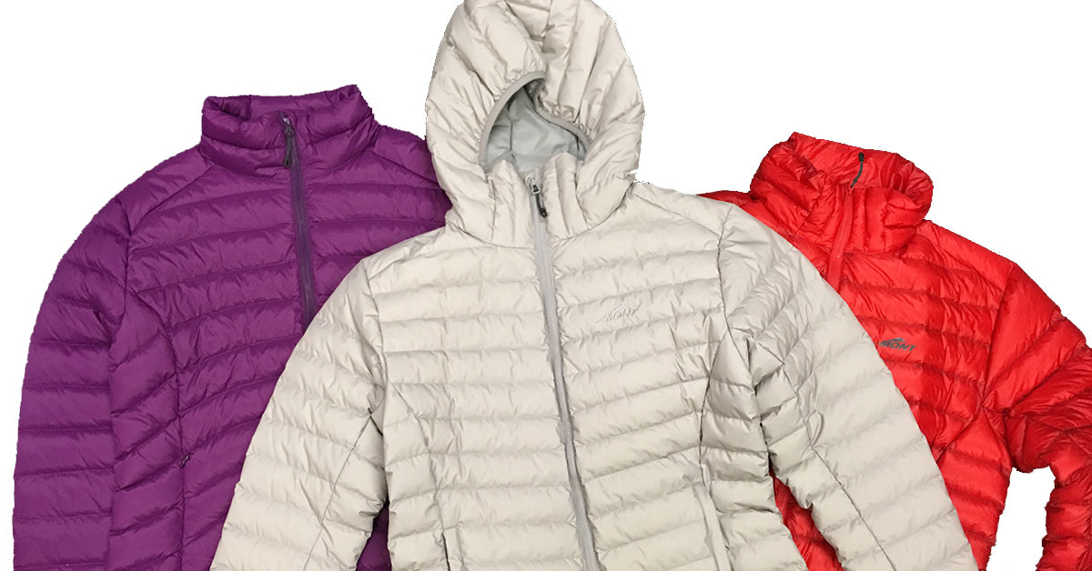 Mont jackets