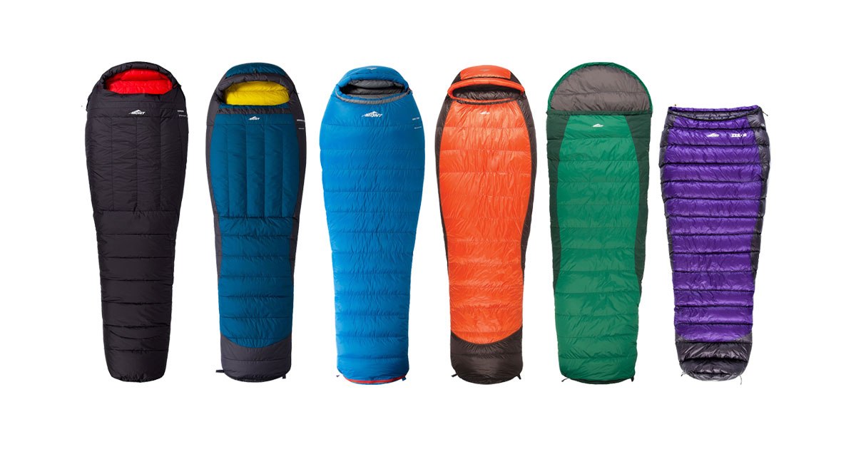 Mont sleeping bags 2019 new