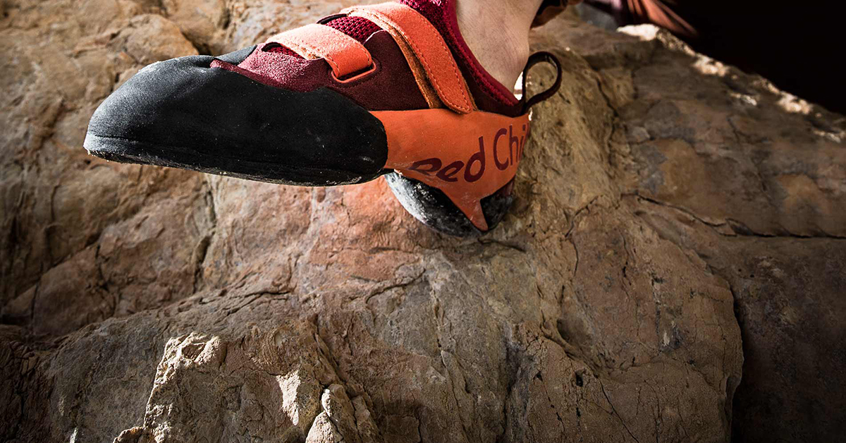 Red Chili Voltage climbing shoes