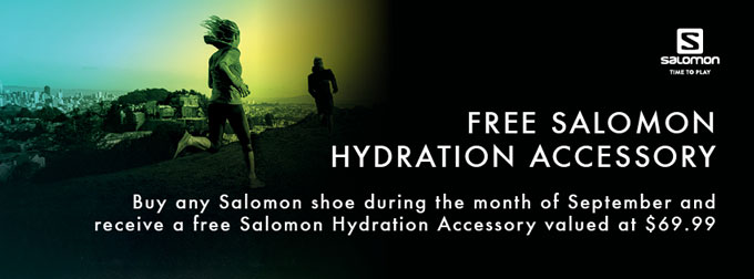 Salomon September 2018 Special