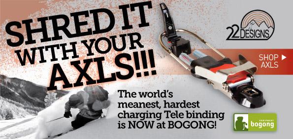 22 Designs Axl Binding