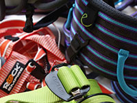 Choosing a climbing harness